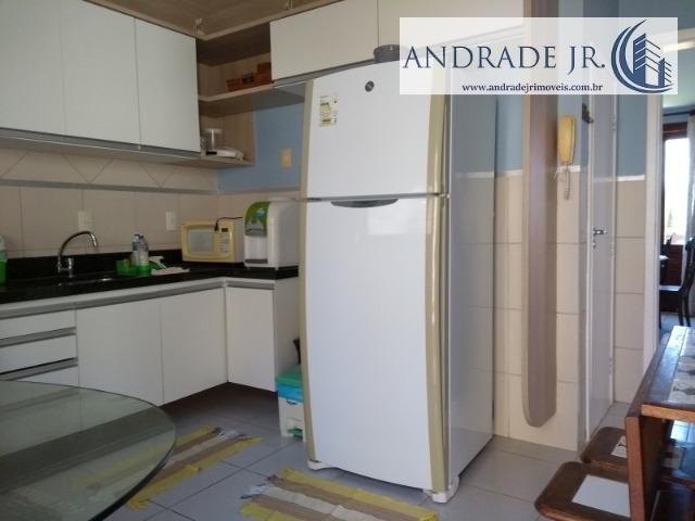 Casa duplex em condomínio no Porto das Dunas, nascente, com vista mar e área de lazer - Foto 13