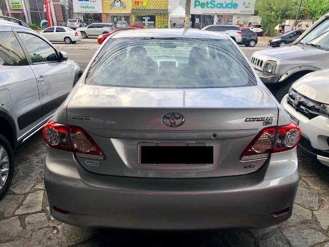 Toyota Corolla XEI 2.0 Prata Automático Top de linha - Foto 5