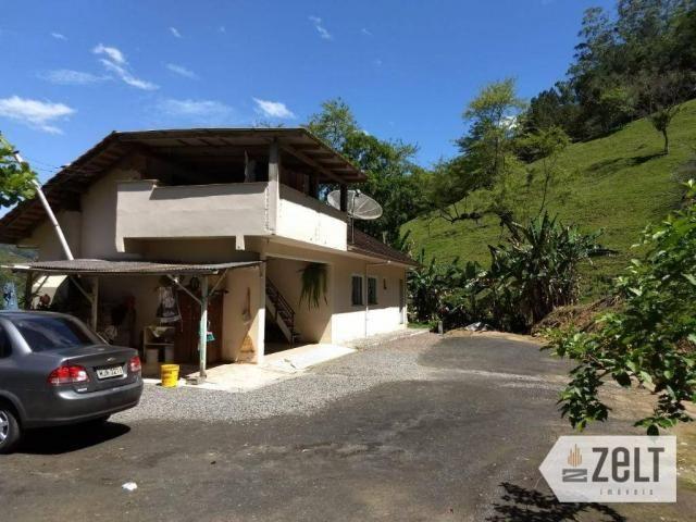 Selecione residencial à venda, rural, benedito novo. - Foto 3