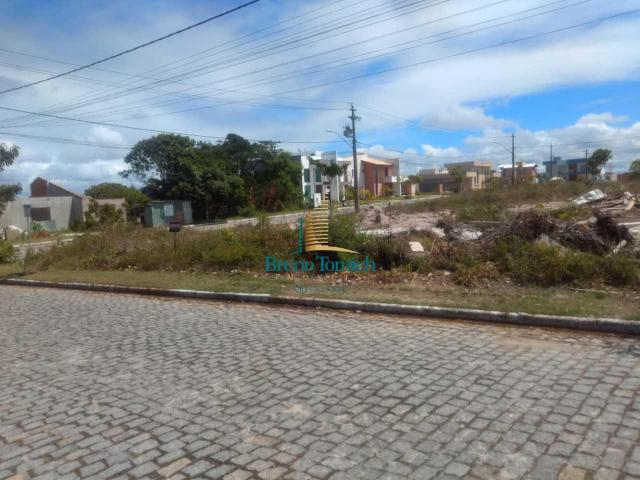 Terreno à venda, 694 m² por r$ 300.000 - outeiro de são francisco - porto seguro/bahia