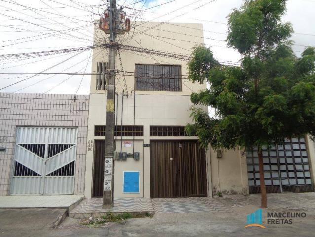 Casa residencial à venda, Jardim Iracema, Fortaleza.