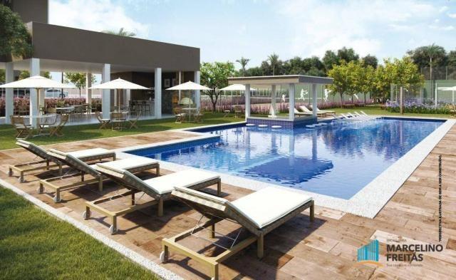 Apartamento residencial à venda, Messejana, Fortaleza - AP3030. - Foto 4