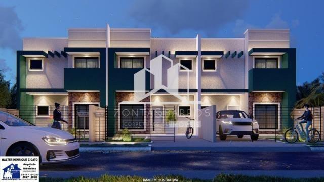 Casa à venda com 3 dormitórios em Green field, Fazenda rio grande cod:SB00022