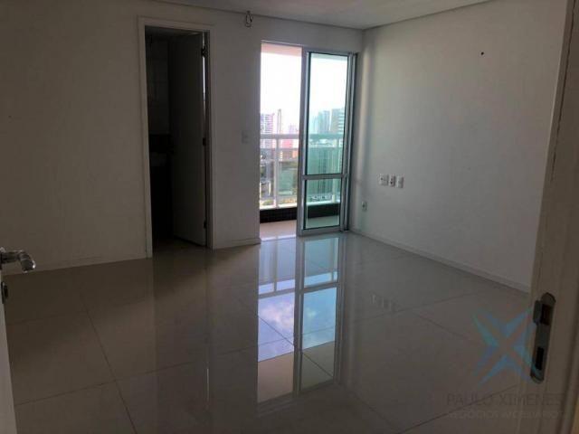 Apartamento com 4 dormitórios à venda, 245 m² - Meireles - Fortaleza/CE - Foto 12