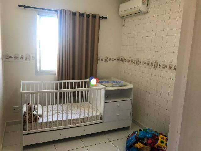 Apartamento com 3 dormitórios à venda, 84 m² por R$ 350.000 - Setor Sudoeste - Goiânia/GO - Foto 7