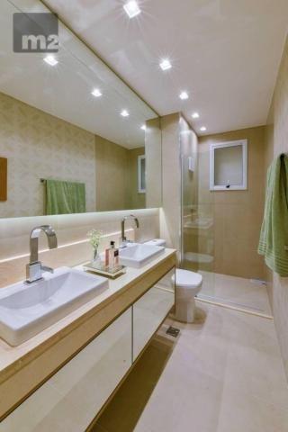 Apartamento à venda com 3 dormitórios em Setor marista, Goiânia cod:M23AP0525 - Foto 12