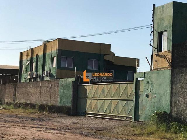 Terreno com Prédio Comercial - venda por R$ 5.500.000 ou aluguel por R$ 25.000/mês - Quart - Foto 2
