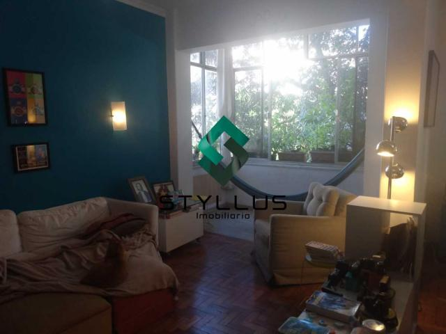 Apartamento à venda com 2 dormitórios em Botafogo, Rio de janeiro cod:M25525 - Foto 2