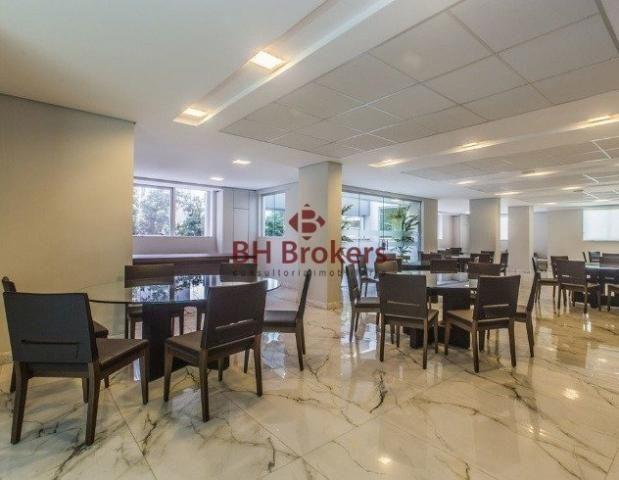 Apartamento para alugar com 3 dormitórios em Funcionários, Belo horizonte cod:BHB20867 - Foto 17