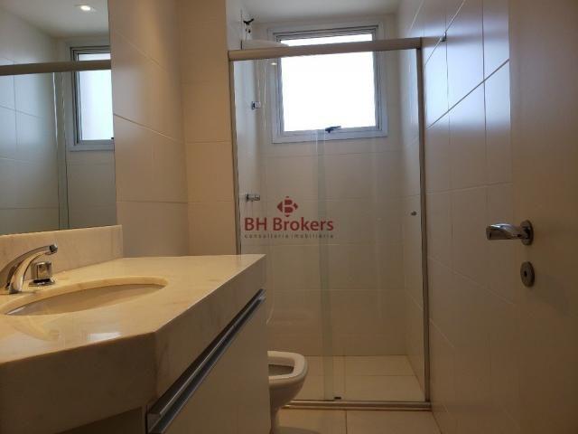 Apartamento para alugar com 3 dormitórios em Vale do sereno, Nova lima cod:BHB20857 - Foto 2