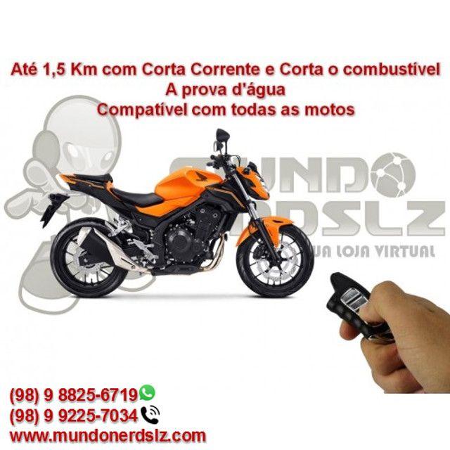 Sistema de Alarme para Moto 2 controles Knup KP-MT02 em São Luís Ma