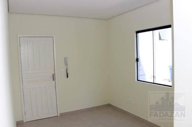 Studio com 1 dormitório para alugar, 28 m² por R$ 1.400,00/mês - São Francisco - Curitiba/ - Foto 6