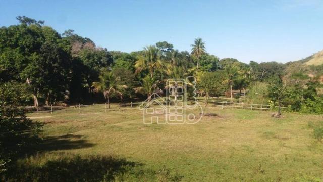 Sítio com 2 dormitórios à venda, 36000 m² por R$ 870.000,00 - Inoã - Maricá/RJ - Foto 3