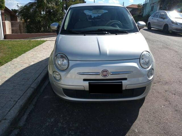 Fiat 500 Cult Dual - Ano 2013 - Automático - Raridade - Foto 14