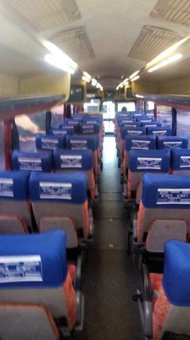 Ônibus volvo irizar Century impecável