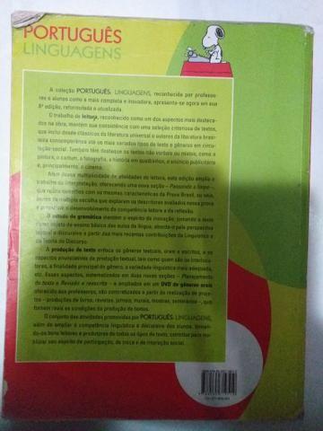 Livro de português linguagens - Foto 2