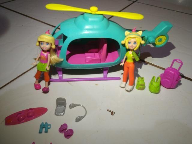 Casa da polly, fazenda, carro, piscina e helicóptero - Foto 6