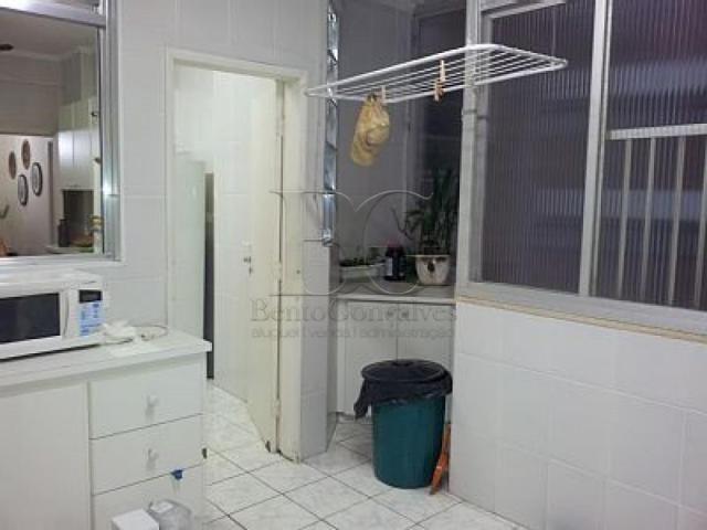 Apartamento à venda com 3 dormitórios em Vila luis antonio, Guaruja cod:V1388 - Foto 16
