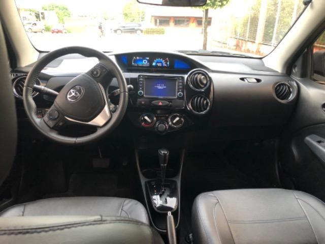 Veículo Etios Platinum Sedan 1.5 Automático - Foto 7