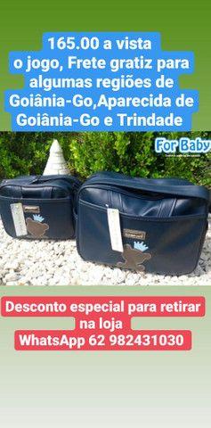 Bolsas gade baby e Nina e Neco direto do distribuidor  - Foto 2