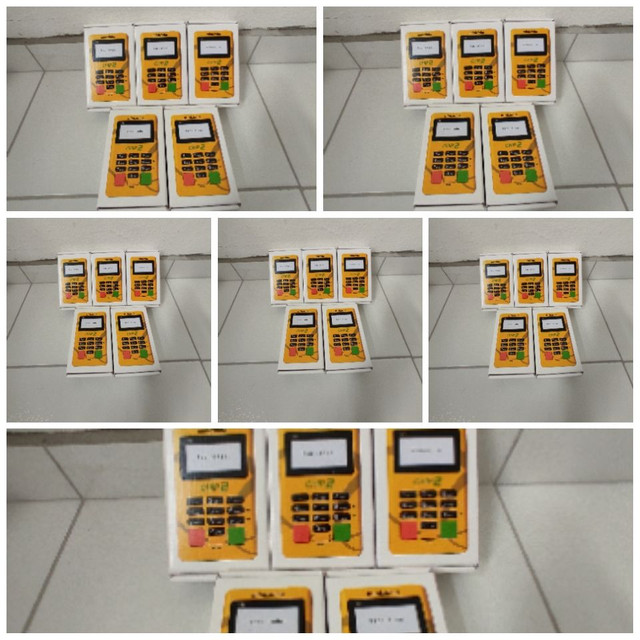 Minizinha chip2, nova, lacrada, com garantia