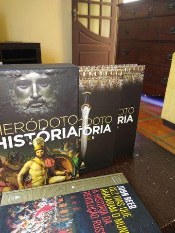 Vendo livros novos - Foto 2