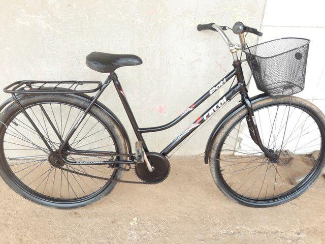 Vendo essa bicicleta monarck tropical boa 200 entrego  - Foto 3