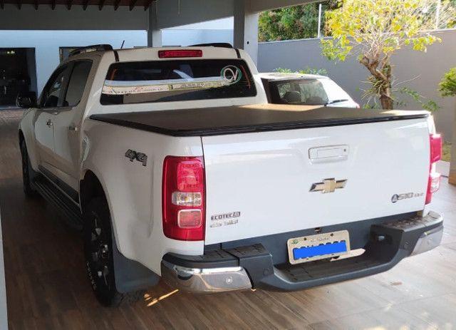 Chevrolet S10 2.5 Ltz Cab. Dupla 4x4 Flex 4p - Foto 4