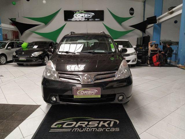 Nissan Grand Livina 1.8 SL Automática 2014 - Foto 2