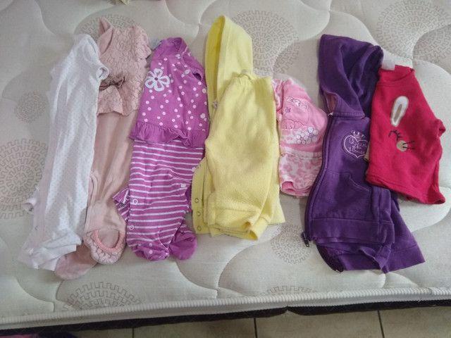 Lote de bebê menina - Foto 3