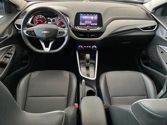 Onix Premier automático com 1000km. Financiamos em até 60 meses - Foto 7