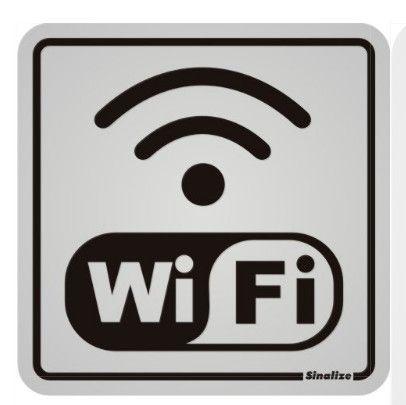 Placa sinalizadora auto-adesiva para colar em portas, paredes, etc. - Foto 6