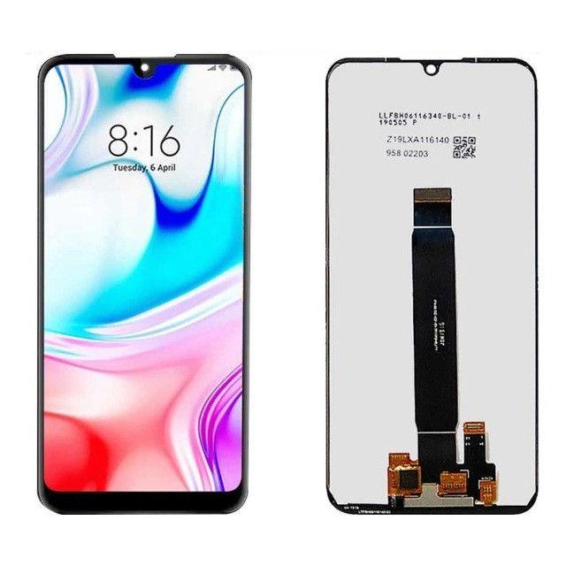 Troca de tela completa Motorola E6 Play - Cia do Smart