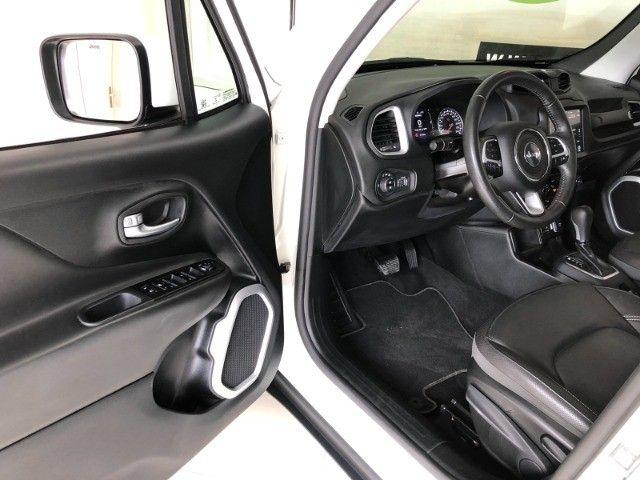 Jeep Renegade Longitude 1.8 Flex Aut. - Foto 8