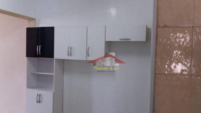 Apartamento com 2 dormitórios para alugar, 70 m² por R$ 950,00/mês - Benfica - Fortaleza/C - Foto 6