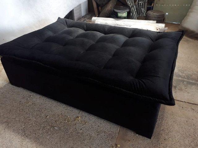 Sofá cama fofão novo da fábrica - Foto 4