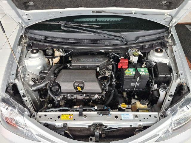 Toyota Etios 1.3X Completo + Multimidia / 2014 ! - Foto 15
