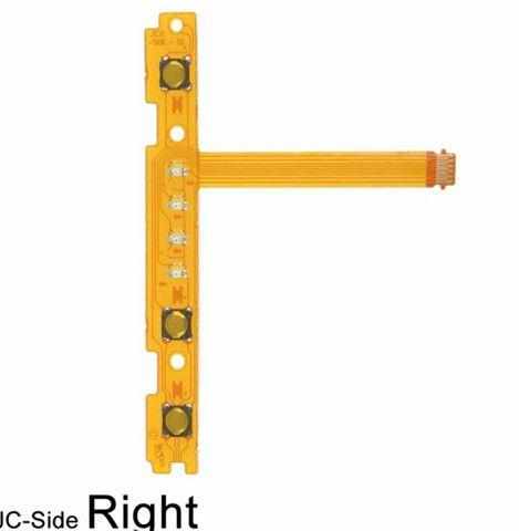Cabo Flex Flat Botão Sr + Sl + Chave Y X Joycon Nintendo Switch - Foto 3
