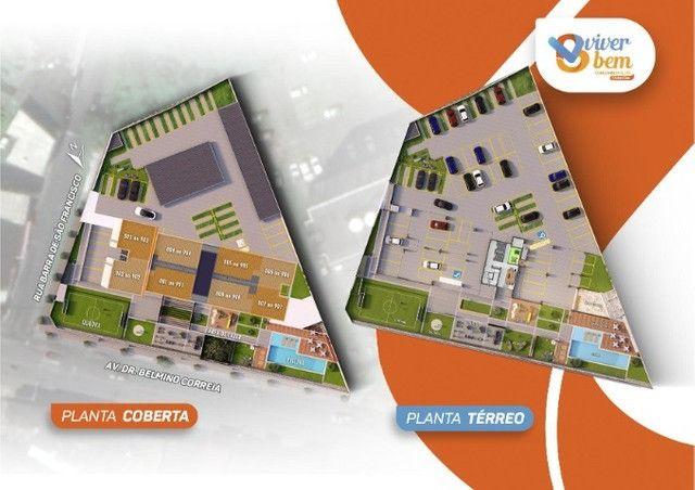 Gk Viver Bem Condomínio Club - Camaragibe - 2 e 3 Q (sendo 1 Suite) -