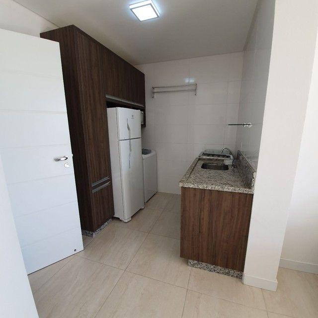 Apartamento1dormitório beira mar Itapeva - Foto 6