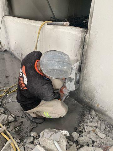 Furo em laje e viga para concreto  - Foto 5