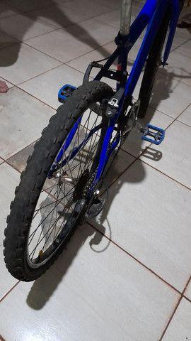 Bicicleta aro 26 - R$ 280 - Foto 2