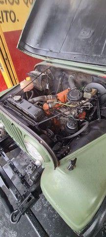 Jeep Willys CJ5 1966 - Foto 6