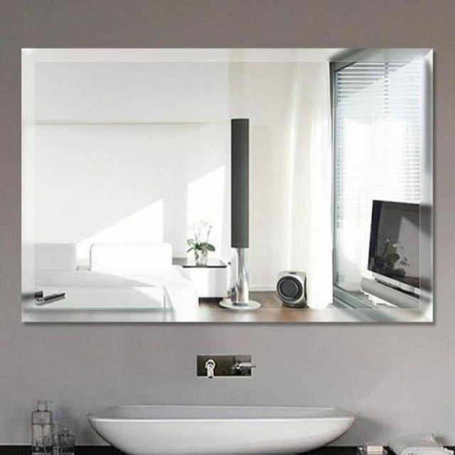 Espelhos top e ótimo preços,cubro qualqr orçamento ... - Foto 2