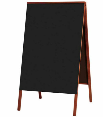 Aluguel de cavalete com arte em giz para eventos