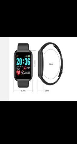 Vende-se relógio inteligente smartwatch d20 - Foto 3