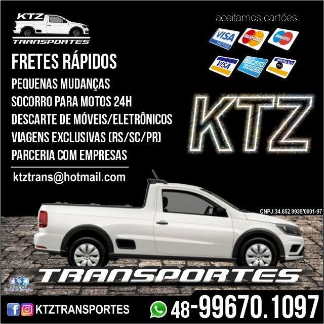Carretos / Transportes Rapidos / Resgate Motos / - Foto 2
