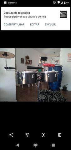 Vendo percussão completa - Foto 5