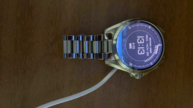 Relógio Smartwatch Michael Kors Access Mkt5012/1ai - Foto 4