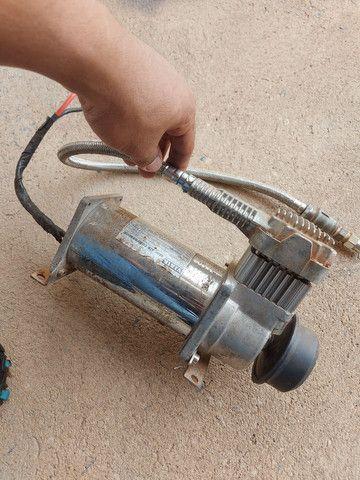 Compressor suspenção a Ar